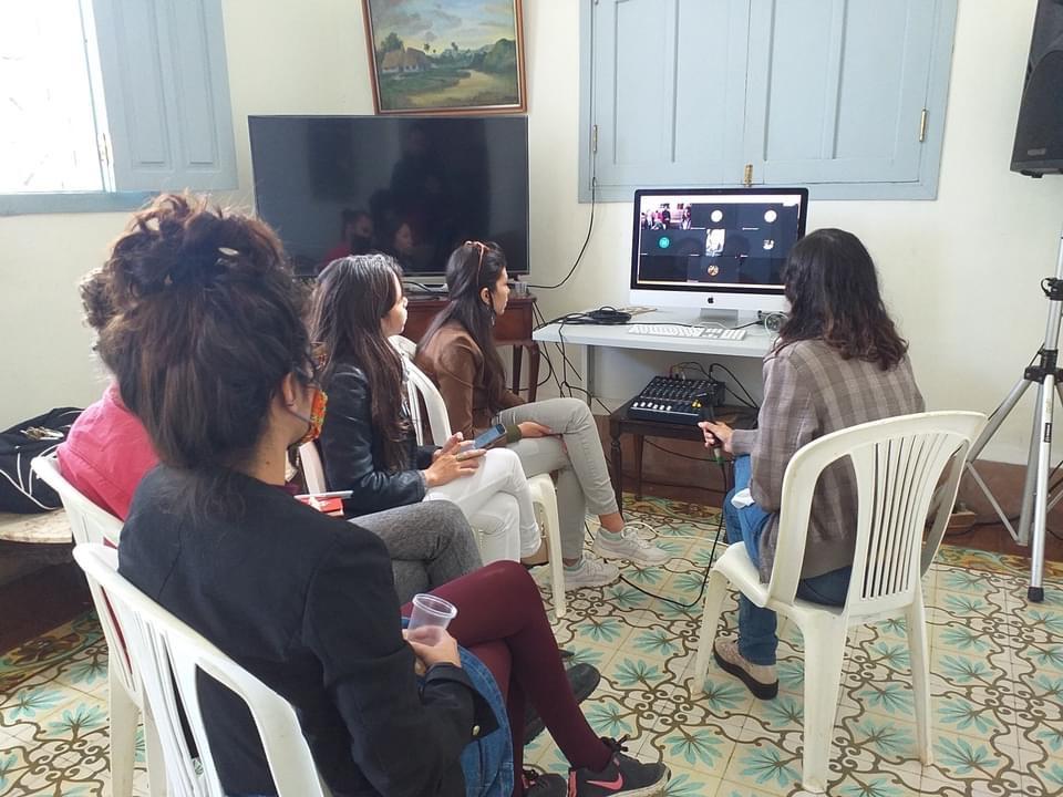 El cine joven cubano también hace CLIC