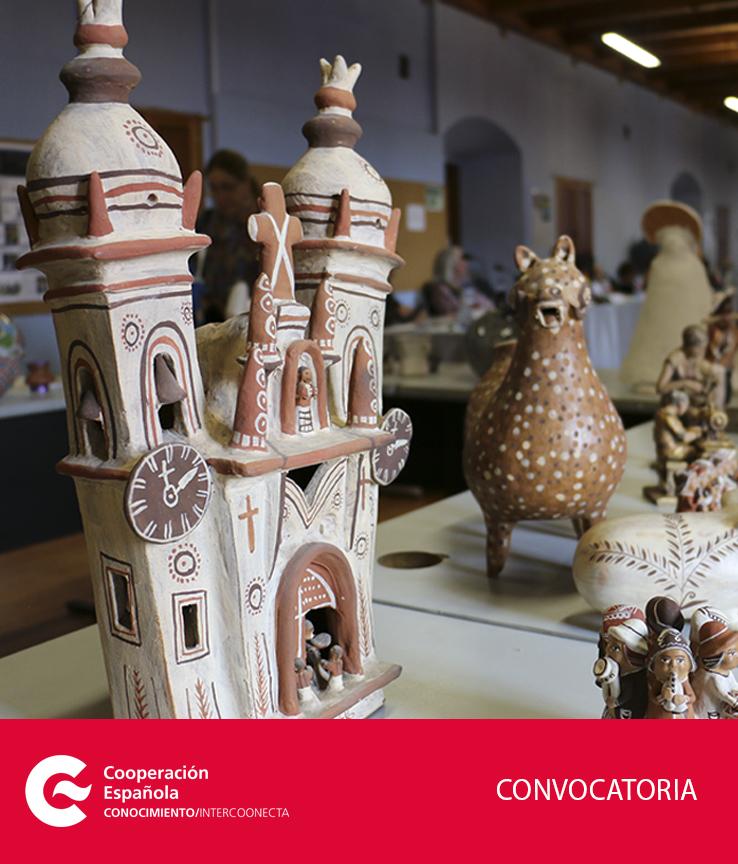 AECID – Seminario sobre industrias culturales y propiedad intelectual
